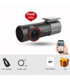 Mini Hidden FHD 1080P Car Dash Cam Front Rear Camera DVR Detector with WiFi