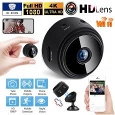 Mini Camera 1080P Full HD, Wifi Camera, Night Vision, Motion Detection