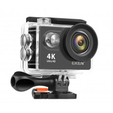 Action Camera Ultra HD 4K 30fps WiFi 2.0-inch 170D Underwater Waterproof